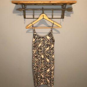 Old Navy Bird & Floral Dress